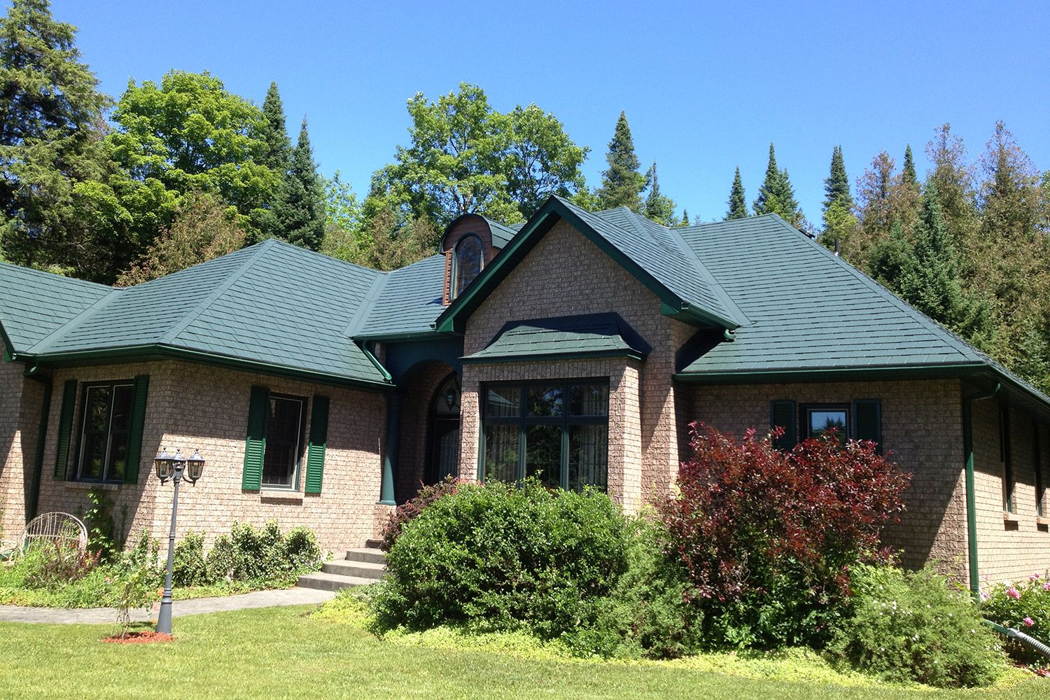 Interlock 174 Slate Roof System 187 Ns Metal Roofing