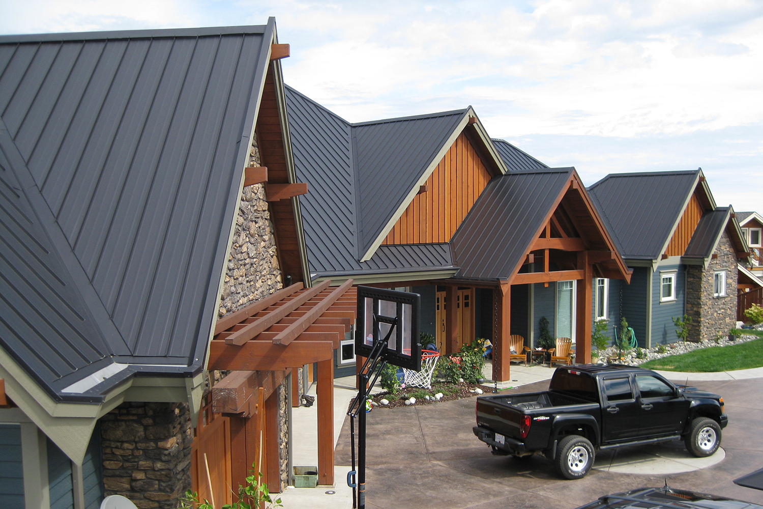 Interlock 174 Standing Seam 187 Ns Metal Roofing