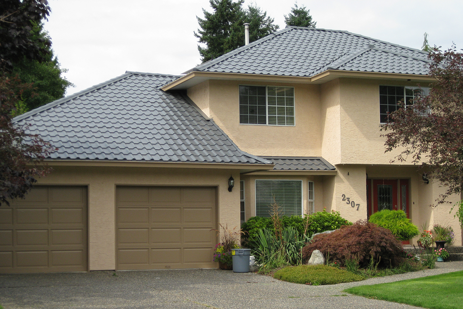 Interlock 174 Tile Roof System 187 Ns Metal Roofing